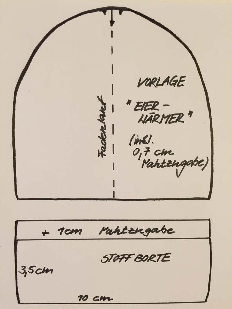 eierwaermer selber naehen kostenlose naehanleitung zu ostern naehen schnittmuster 0 der. Black Bedroom Furniture Sets. Home Design Ideas