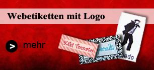 gewebte etiketten mit logo-sonderanfertigungen